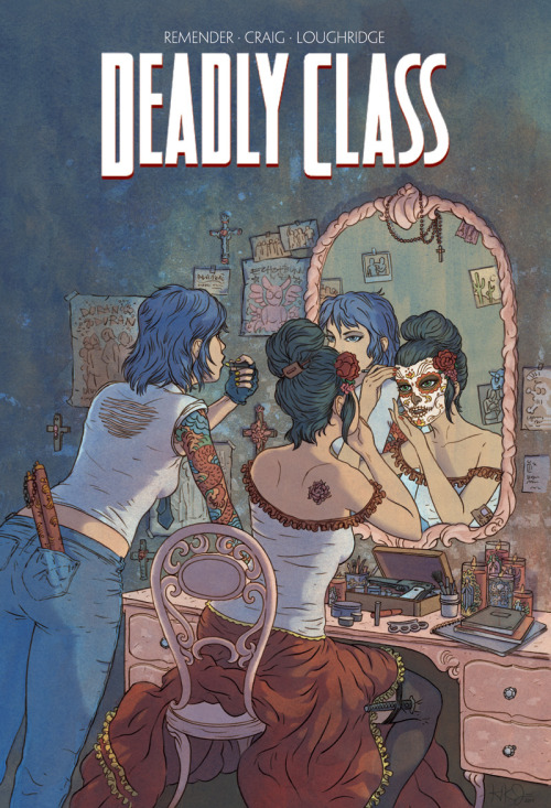 Deadly Class Cover
